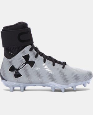 Boys' UA C1N MC Jr. Football Cleats LIMITED TIME: FREE U.S. SHIPPING 3 Colors $52.99