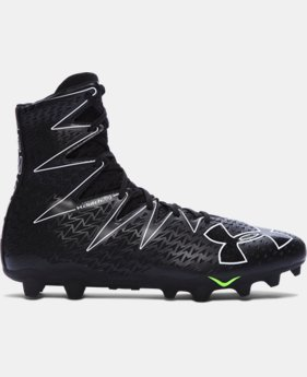 Best Seller Men's UA Highlight MC Football Cleats   $99.99