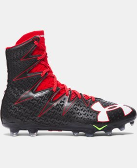 Best Seller  Men's UA Highlight MC Football Cleats  2 Colors $159.99