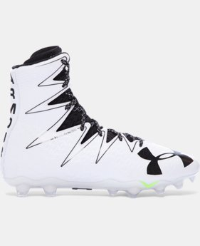 Best Seller Men's UA Highlight MC Football Cleats  7 Colors $119.99