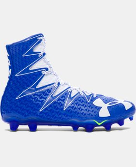 Best Seller Men's UA Highlight MC Football Cleats LIMITED TIME: FREE U.S. SHIPPING 1 Color $119.99 to $129.99