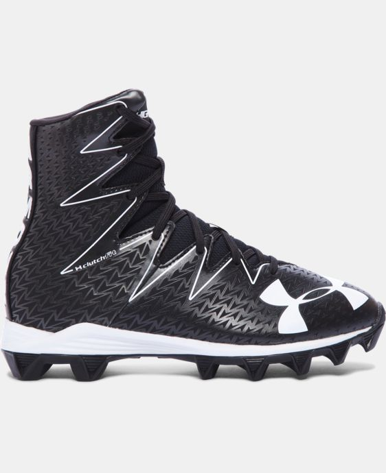 Boys' UA Highlight RM Jr. Football Cleats LIMITED TIME: FREE SHIPPING  $44.99