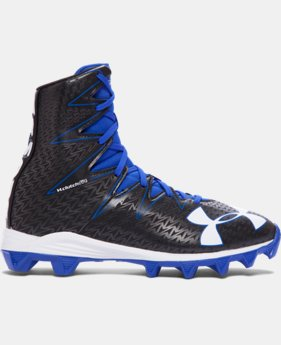 Boys' UA Highlight RM Jr. Football Cleats   $33.74