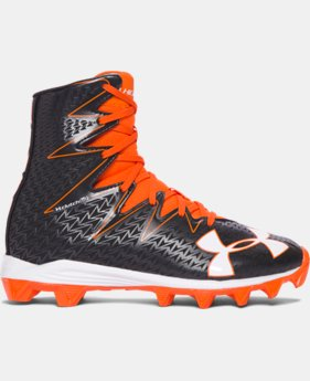 Boys' UA Highlight RM Jr. Football Cleats   $54.99