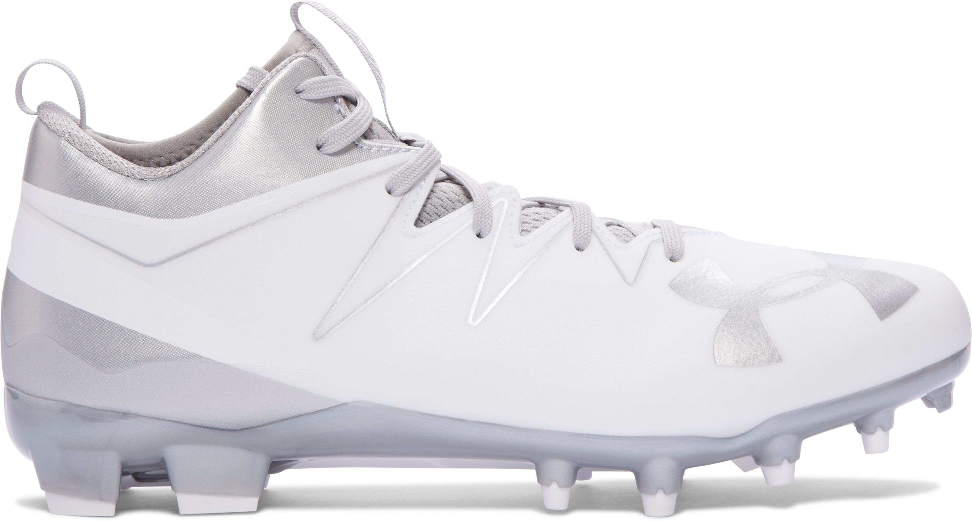 Men's UA Nitro Mid MC Football Cleats | Under Armour US