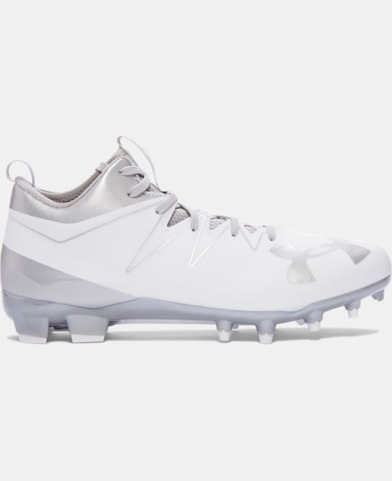 Men's UA Nitro Mid MC Football Cleats LIMITED TIME: FREE U.S. SHIPPING 3 Colors $71.99