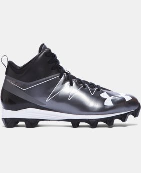 Men's UA Hammer Mid RM Football Cleats