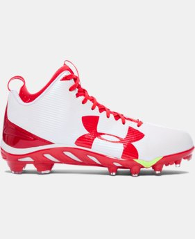 Men's UA Spine™ Fierce MC Football Cleats