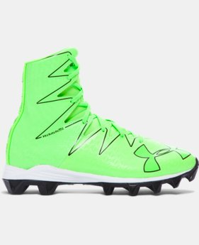 New Arrival Boys' UA Highlight RM Jr. Football Cleats — Limited Edition  1 Color $44.99