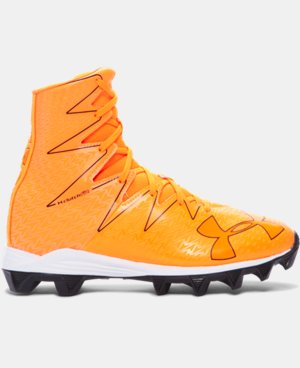 Boys' UA Highlight RM Jr. Football Cleats – Limited Edition LIMITED TIME: FREE U.S. SHIPPING 1 Color $44.99