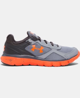 Boys' Grade School UA Velocity Running Shoes  2 Colors $59.99 to $79.99