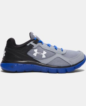 Boys' Grade School UA Velocity Running Shoes   $48.99