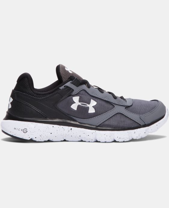 Boys' Grade School UA Velocity Running Shoes  1 Color $79.99