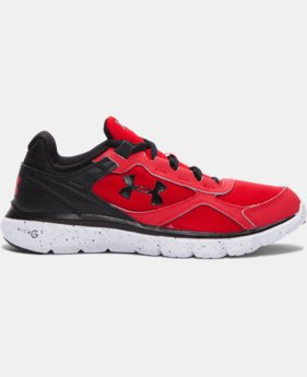Boys' Grade School UA Velocity Running Shoes  1 Color $48.99