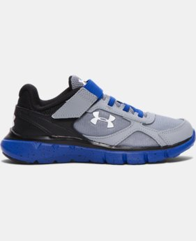 Boys' Pre-School UA Velocity AC Running Shoes