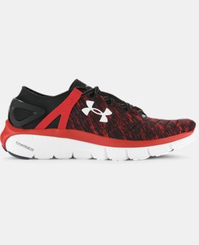 Men's UA SpeedForm® Fortis Twist Running Shoes  1 Color $89.99