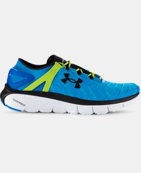 Men's UA SpeedForm® Fortis Twist Running Shoes