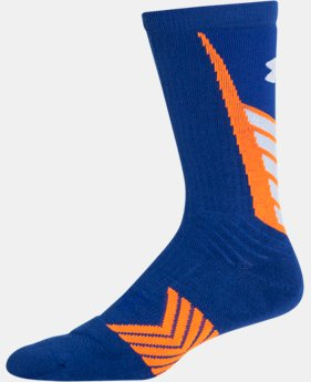 Men's UA Undeniable Crew Socks — Limited Edition