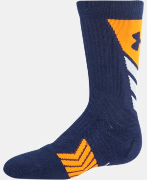 Best Seller Boys' UA Undeniable Crew Socks — Limited Edition LIMITED TIME: FREE U.S. SHIPPING 1 Color $15.99
