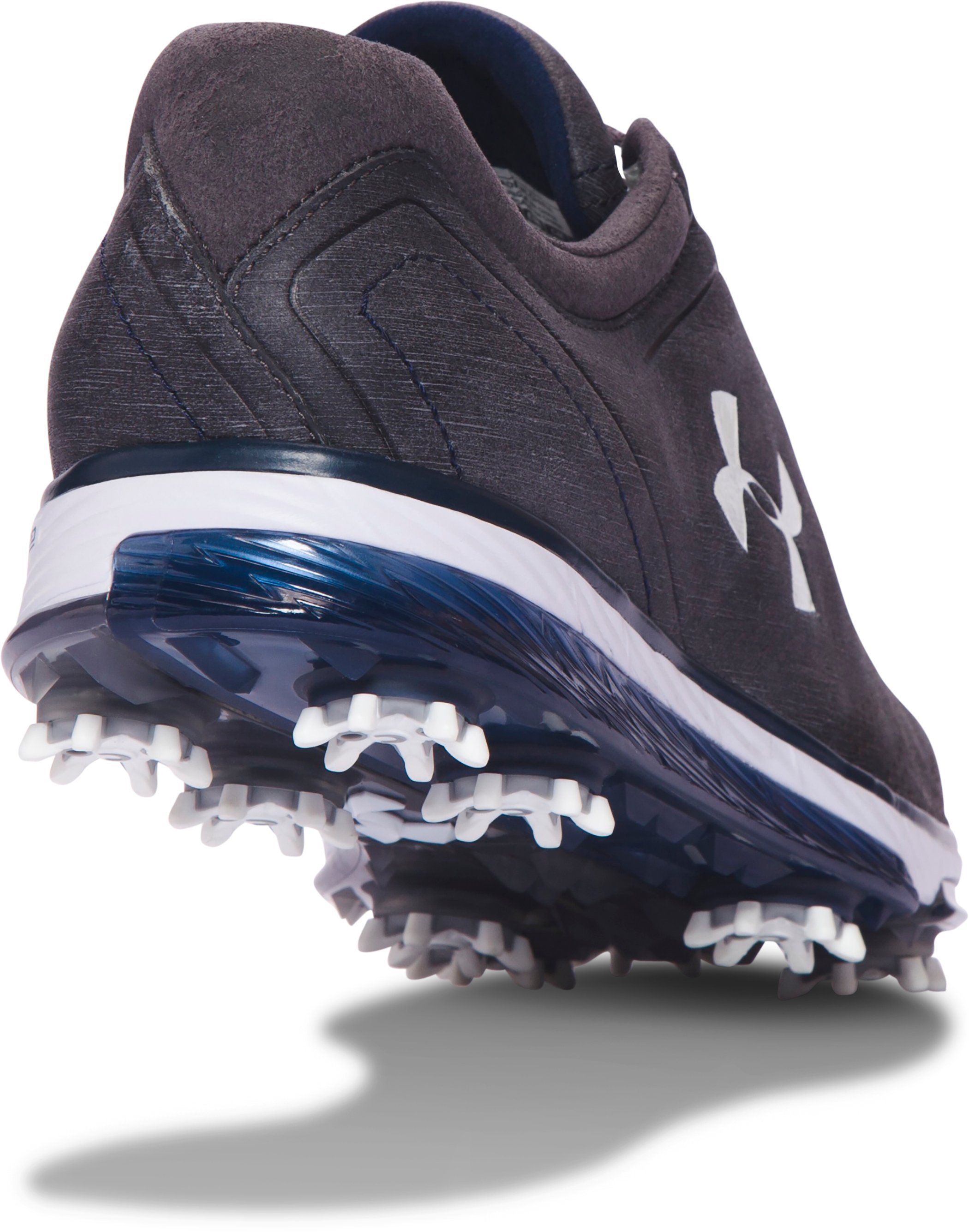 Men's UA Tempo Tour Golf Shoes, GRAVEL, undefined
