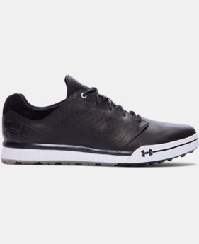 Men's UA Tempo Hybrid Golf Shoes  2 Colors $107.24