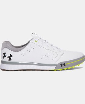 Men's UA Tempo Hybrid Golf Shoes  4  Colors Available $89.99 to $112.49