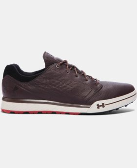 Best Seller Men's UA Tempo Hybrid Golf Shoes LIMITED TIME: FREE U.S. SHIPPING 1 Color $159.99