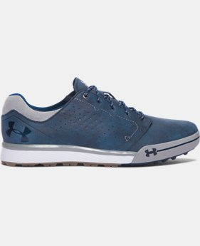 Men's UA Tempo Hybrid Golf Shoes  4  Colors $142.49