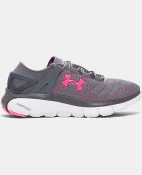 Women's UA SpeedForm® Fortis Vent Running Shoes LIMITED TIME: FREE SHIPPING 1 Color $104.99