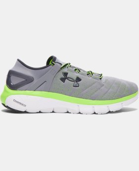 Men's UA SpeedForm® Fortis Vent Running Shoes  3 Colors $99.99