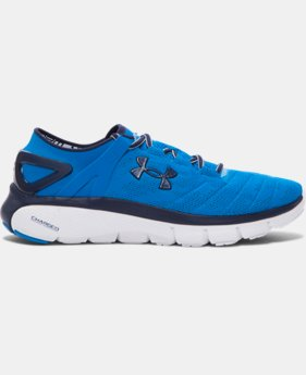 Men's UA SpeedForm® Fortis Vent Running Shoes LIMITED TIME: FREE SHIPPING 3 Colors $104.99