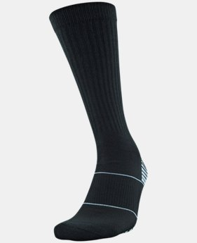 Men's UA Team Crew Socks  3 Colors $10