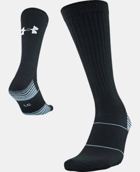Best Seller UA Team Crew Socks  1 Color $10