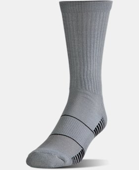 Men's UA Team Crew Socks  1 Color $11.99