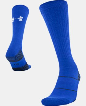 Men's UA Team Crew Socks  1 Color $10