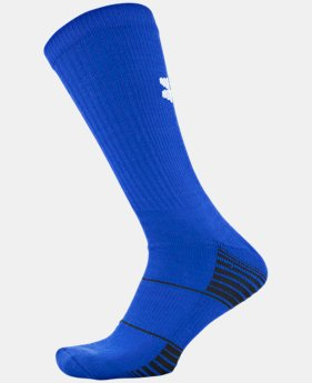 Men's UA Team Crew Socks  1 Color $9.99