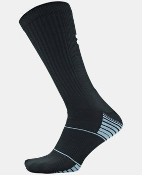 Kids' UA Team Crew Socks