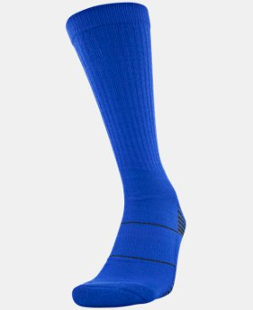 Kids' UA Team Crew Socks  2 Colors $9
