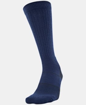 Kids' UA Team Crew Socks  2  Colors Available $8.99