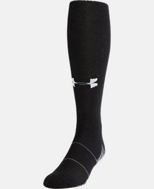 UA Over-The-Calf Team Socks LIMITED TIME: FREE U.S. SHIPPING 6 Colors $9.99