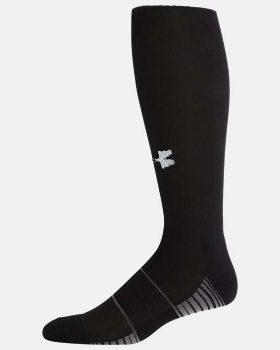 Chaussettes UA Team Over-The-Calf, Black, pdpMainDesktop image number 3