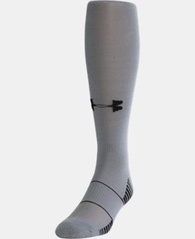 UA Over-The-Calf Team Socks LIMITED TIME: FREE U.S. SHIPPING 2 Colors $9.99