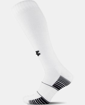 Best Seller UA Over-The-Calf Team Socks  1  Color Available $9.99