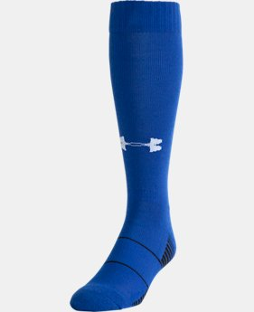 UA Over-The-Calf Team Socks  1 Color $9.99