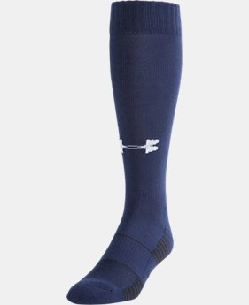 Best Seller UA Over-The-Calf Team Socks  2 Colors $10