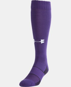 Best Seller UA Over-The-Calf Team Socks  7 Colors $10