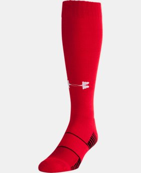 UA Over-The-Calf Team Socks  6 Colors $11.99