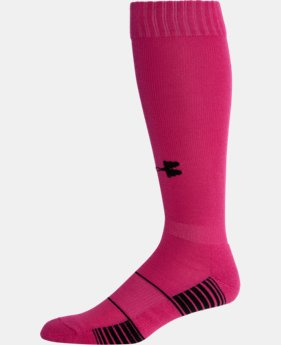 Best Seller UA Over-The-Calf Team Socks  4  Colors Available $9.99 to $10