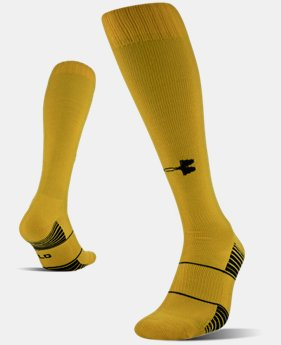 Best Seller UA Over-The-Calf Team Socks  2 Colors $9.99 to $10
