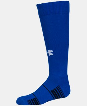 Kids' UA Over-The-Calf Team Socks